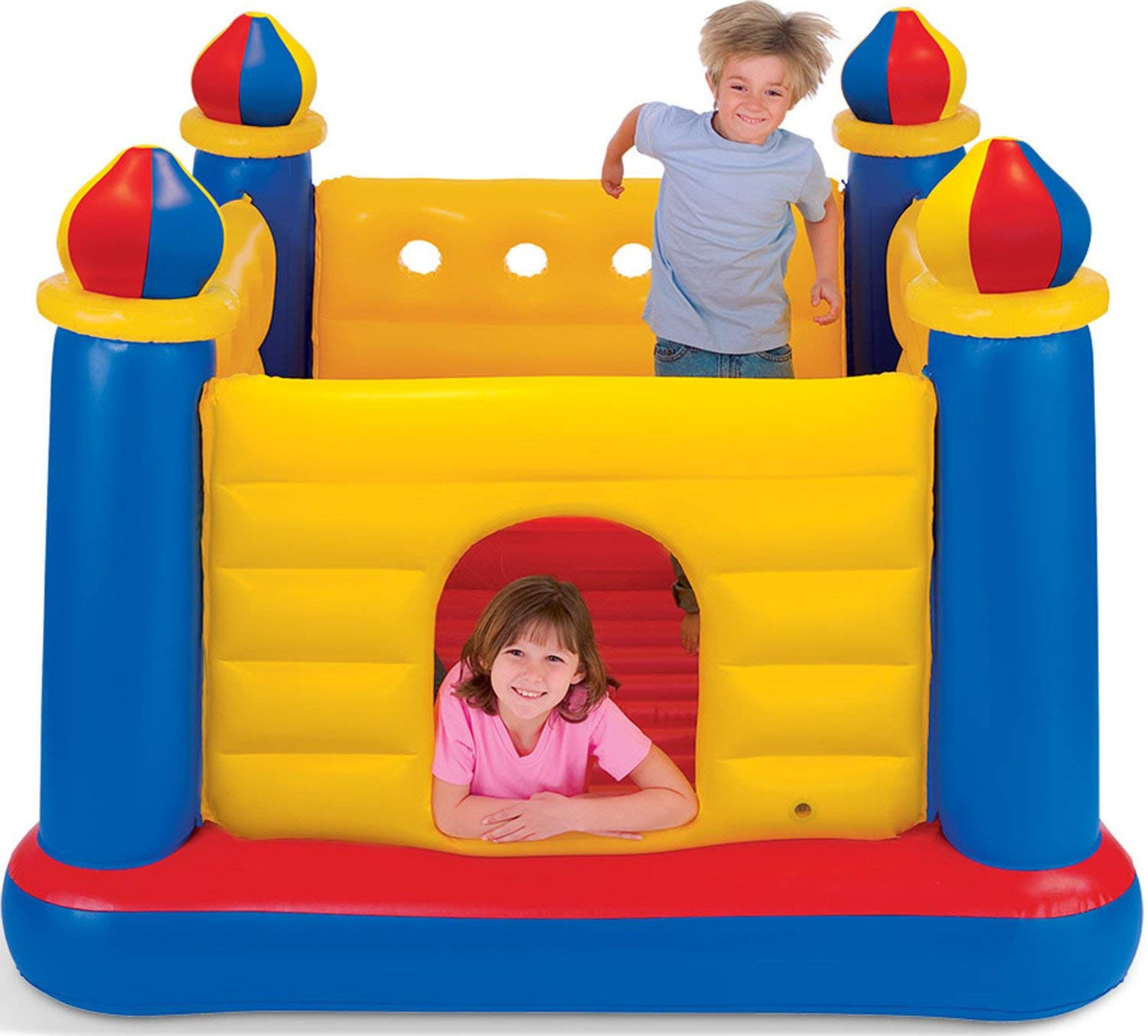 Intex 48259 NP - Jump-O-Lene - Chateau gonflable. Sans Phtalates
